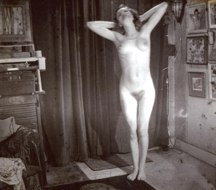 French fine art nude photography