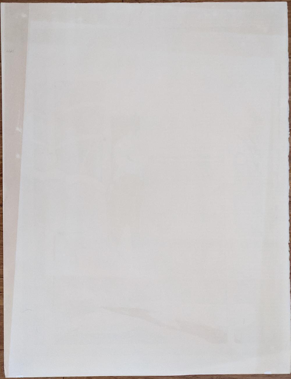 JEAN-PIERRE CASSIGNEUL Signed Original Lithograph 53/130