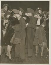 ACME Picture, Soldiers Missing Their Girls, WWII Era
