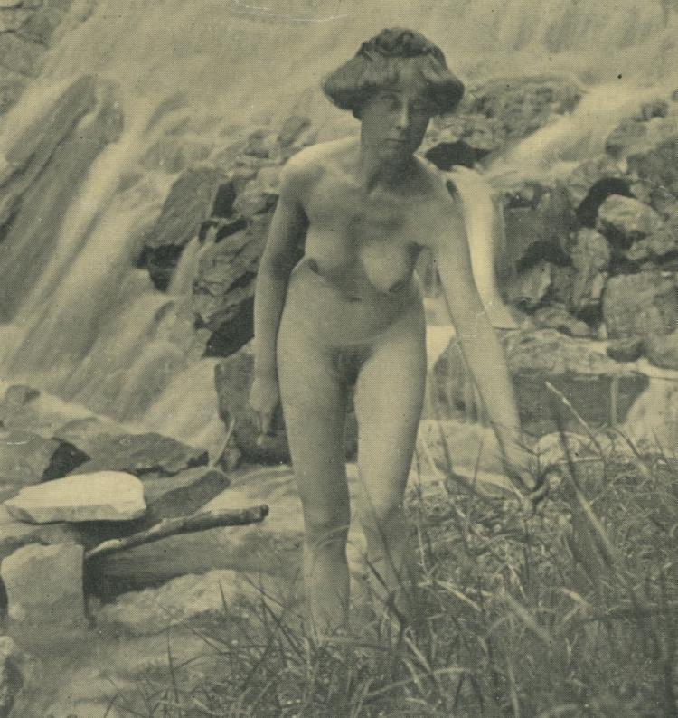 Naturalism Nude 96