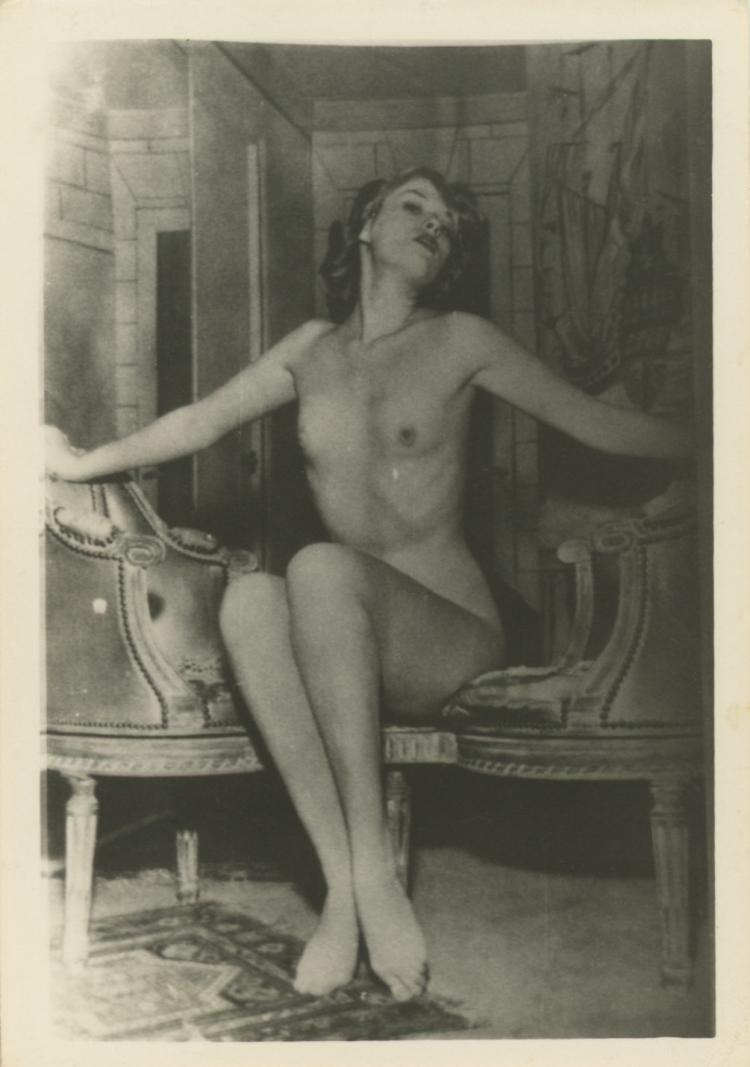 Wwii Nude 114