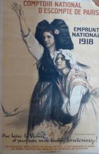 Jules M.A. LEROUX, Emprunt National, Paris 1918