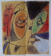 Original 1978 complete dossier Miro at Galerie Maeght