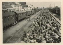 Silver Gelatin Nazi, Hitler, Germans, Holocaust, Period WWII