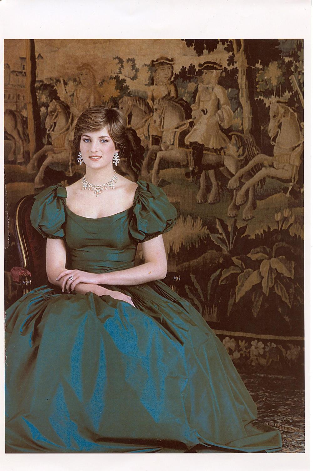Vintage Rare Photo Lady Diana News Media