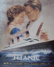 TITANIC Poster by Impact Posters No.92030, 1997