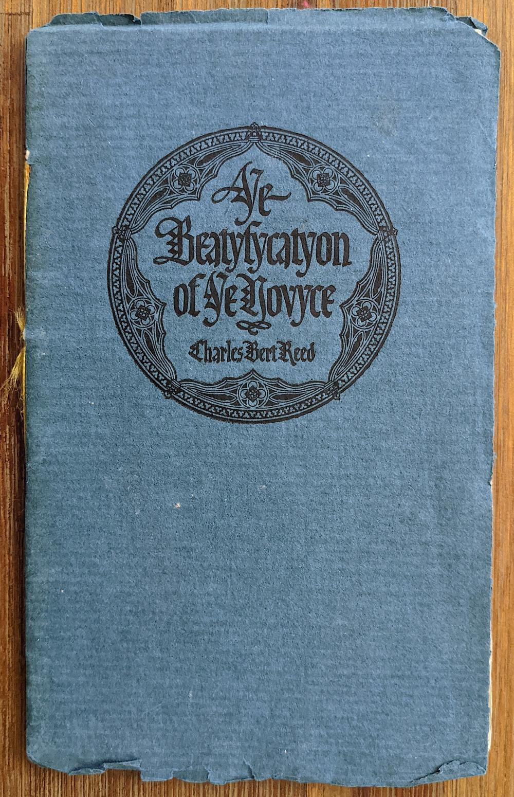 Scarce Private Press Book C.R. by WILL RANSOM, 1923 Illustrated.