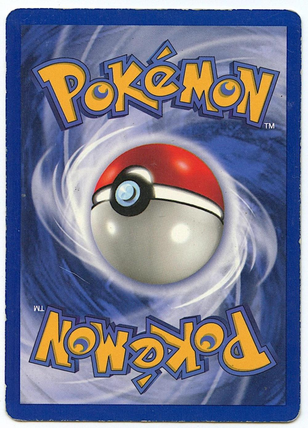 Pokemon Raichu 80 HP 14/102 Holo Card