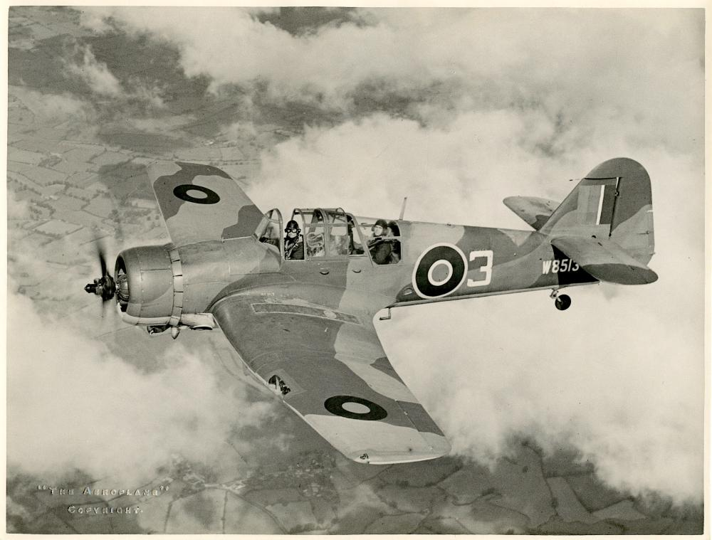 Historical Photo Aviation Bomber WWII