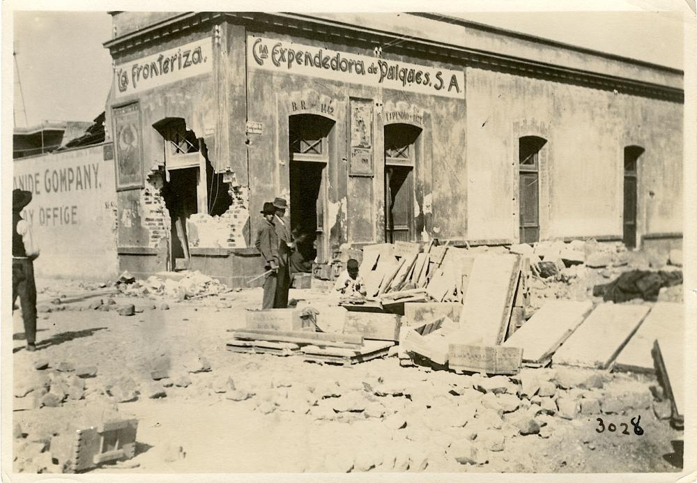 Historical Photo Mexican Revolution