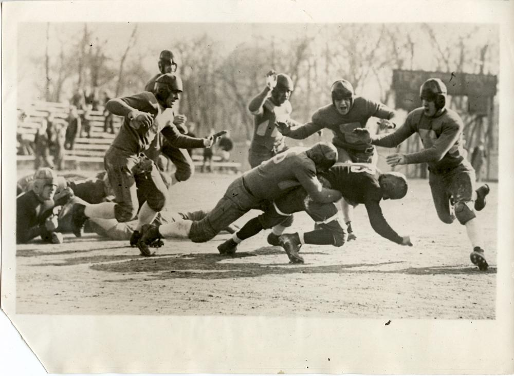 Historical Photo Football South Division 1929