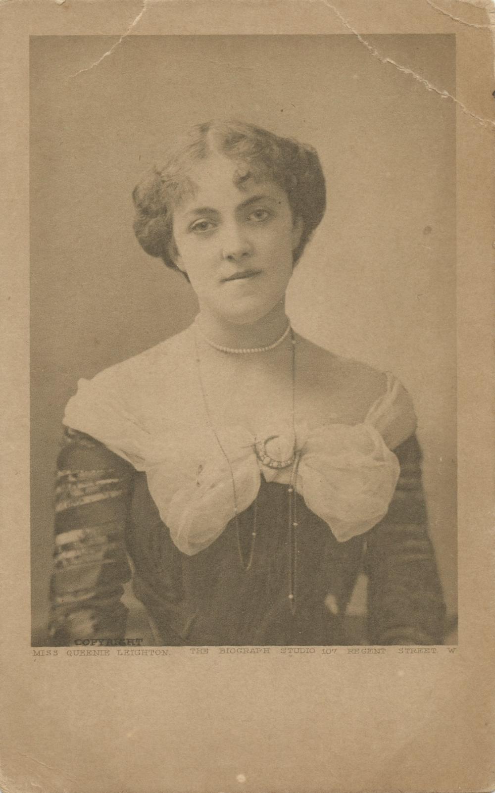 Queenie Leighton