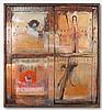 RAFAEL DUSSAN (1957 - ) - Ventana a la colonia, Rafael Dussan, Click for value