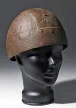 Ancient Anglo-Saxon Iron Helmet