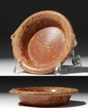 Roman Redware Plate - Planta Pedia