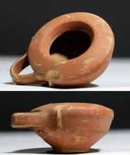 Hellenistic Greek Pottery Kothon
