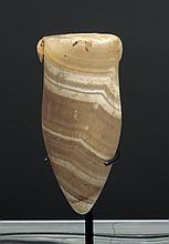 Egyptian Banded Alabaster Jar