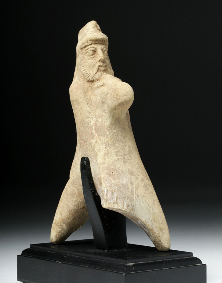 Syro-Hittite Terracotta Horse and Rider