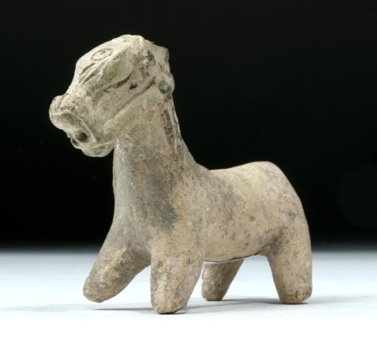 North Syrian Abstract Pottery Quadruped