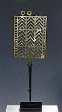 Ancient Near Eastern Bronze Hairpin