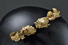 Greek Hellenistic High Karat Gold Laurel Leaf Diadem
