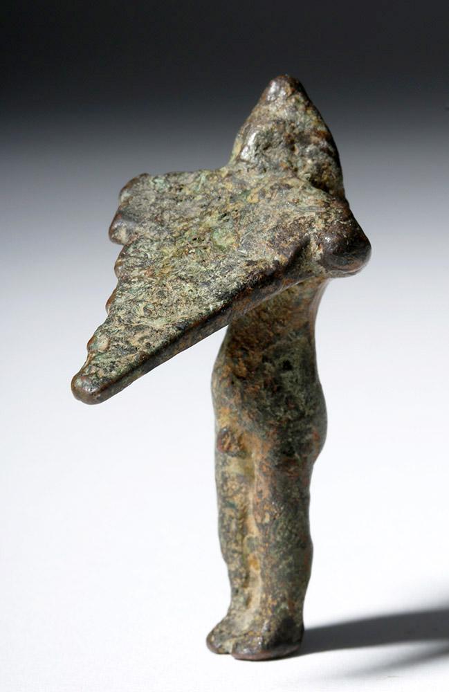 Unusual Roman Bronze Statuette, ex-Arnovick