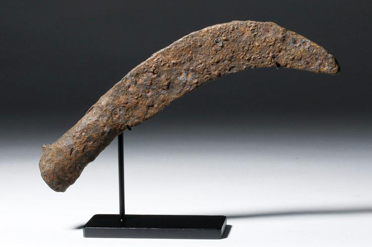 Roman Iron Pole Hook, ex-Piscopo