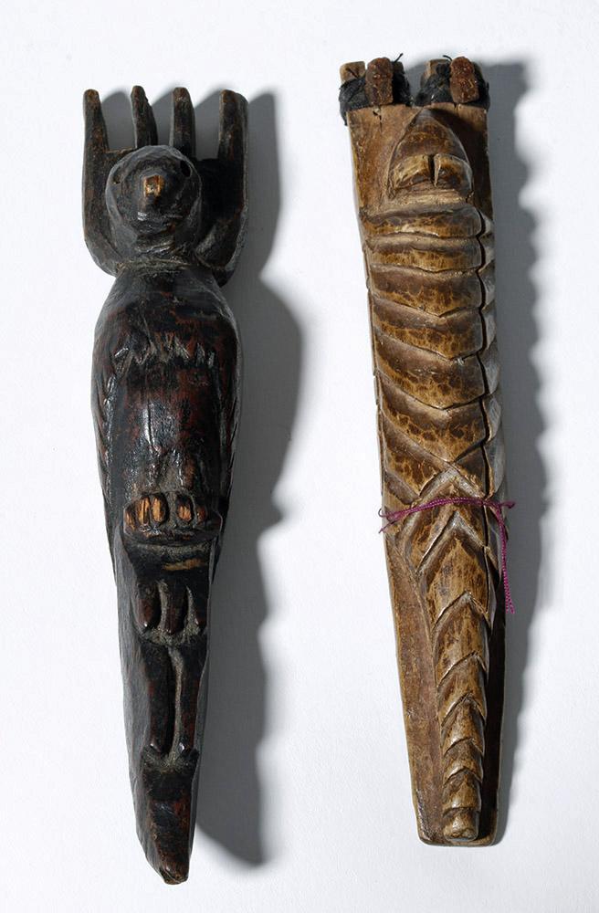 20th C. Guatemalan Carved Wood