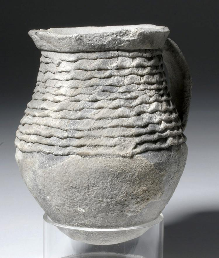 Anasazi Mogollon Corrugated Pitcher