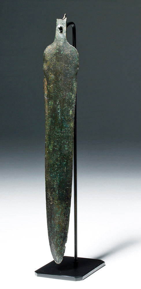 Luristan Smooth Bronze Dagger