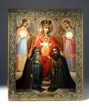 Museum-Exhibited Russian Icons / Religious Art