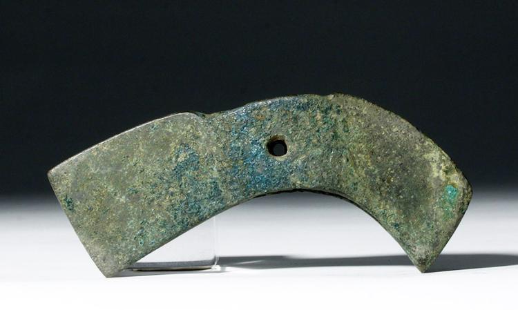 Bactrian Bronze Axe