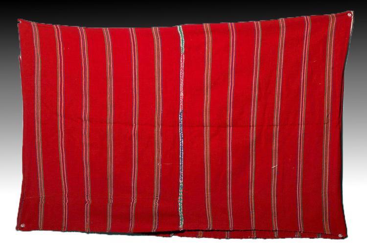 1960s Guatemalan Patzún Textile Huipil