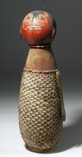 Indonesian Gourd Scare Crow