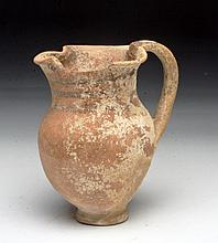 Greek Pottery Oinochoe