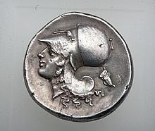 Classic Corinthian Pegasus Silver Stater