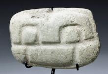 Rare Valdivian Stone Maskette - Ex Arnovick