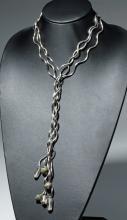Custom Designed Necklace / Ancient Chavin Stone Beads