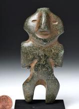 Guerrero Mezcala Greenstone Anthropomorphic Figure