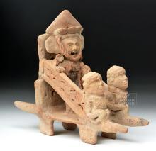 Veracruz Terracotta Lord on Pallet
