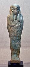 Tall Egyptian Shabti for Priest Padibastet