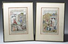 Two Indian Illuminated Manuscripts