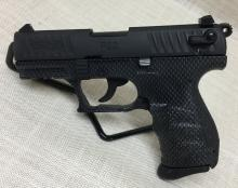 Walther P-22 with Titanium finish .22Lr