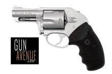 Charter Arms Revolver: Double Action Bulldog Series 44SP Caliber Double Action 5 Stainless Steel Finish