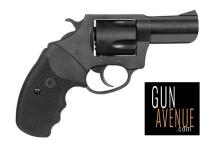 Charter Arms Revolver: Double Action Bulldog Series 44SP Caliber Double Action 5 Black Passivate Coating Finish