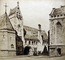 Hopital  St. Jean - Bruges
