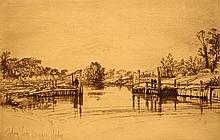 Egham Lock