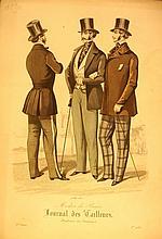 Modes de Paris, Journal des Tailleurs, 2 Men - 2