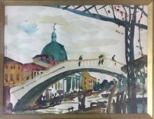 Luigi Corbellini Watercolor