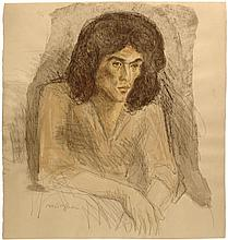 Moses Soyer's Sketches